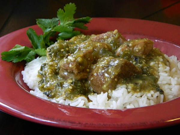 Pork Chile Verde Stew