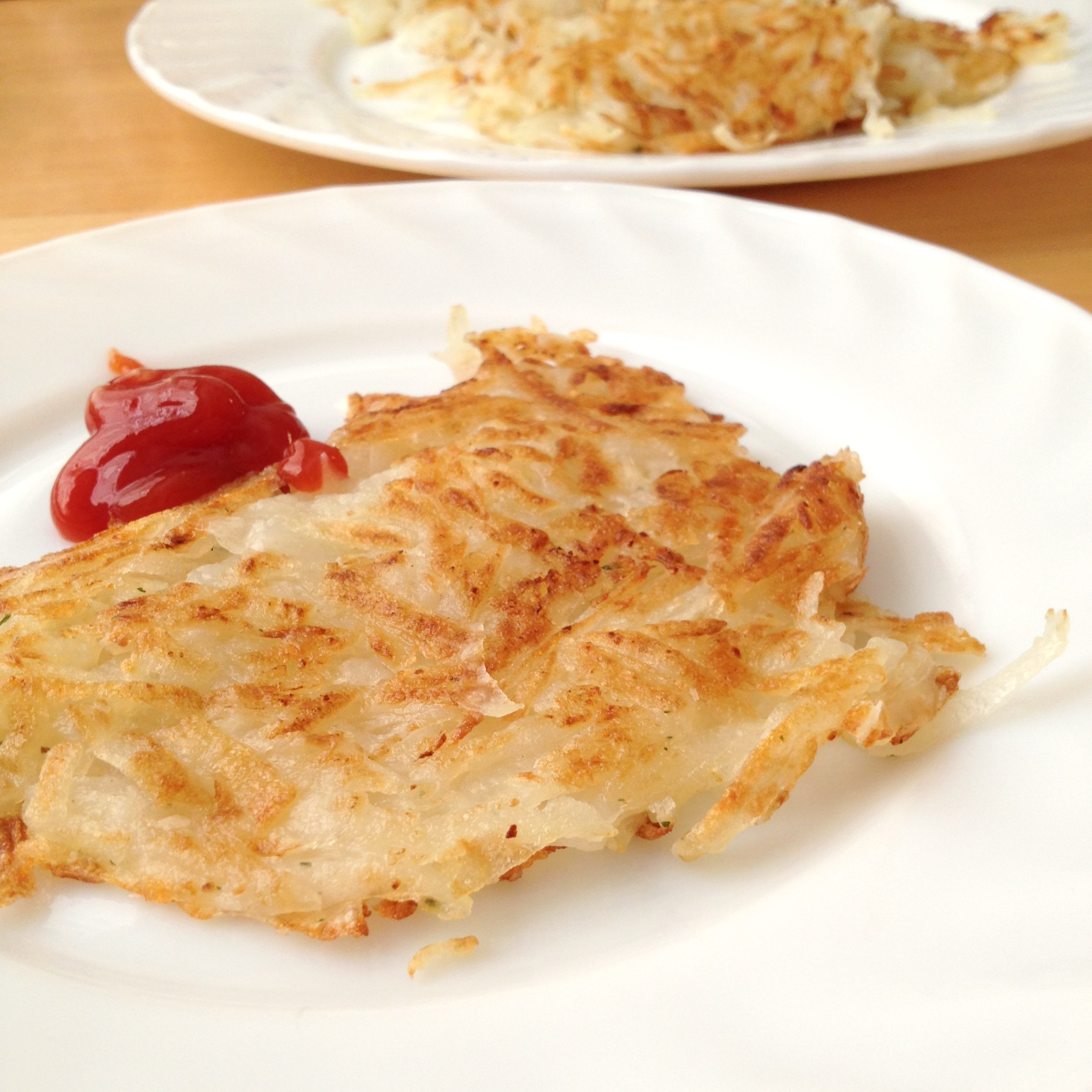 Stovetop Hash Browns