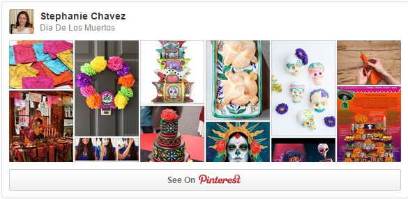 Dia De Muertos Inspiration on Pinterest