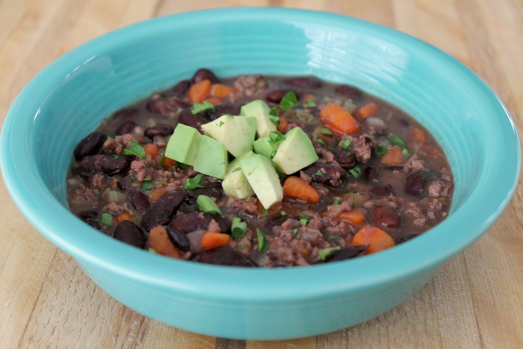 Turkey and Kidney Bean Soup 1