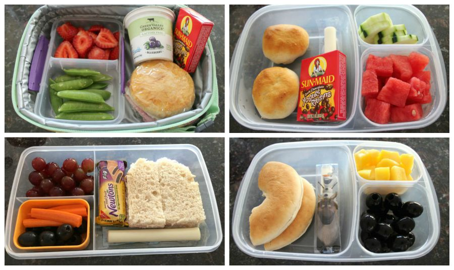 School lunch round-up